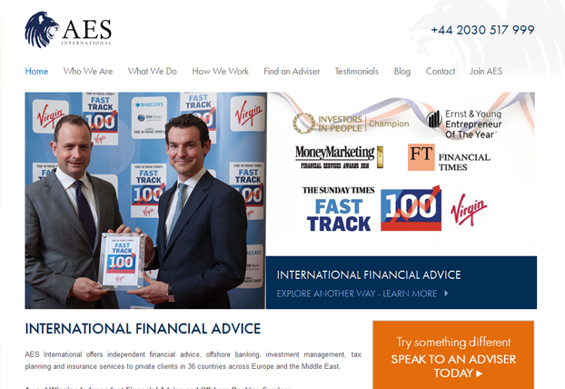 AES Finance